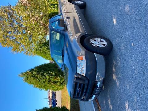 2005 Ford F-150 for sale at Allan Auto Sales, LLC in Fall River MA