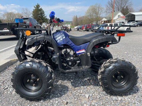 2020 Yamazuki 125CC for sale at DOUG'S USED CARS in East Freedom PA