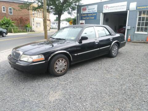 2005 Mercury Grand Marquis for sale at Nerger's Auto Express in Bound Brook NJ