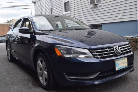 2013 Volkswagen Passat for sale at VNC Inc in Paterson NJ