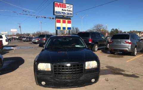 2005 Chrysler 300 for sale at MB Auto Sales in Oklahoma City OK
