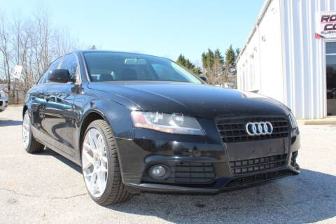 2011 Audi A4 for sale at UpCountry Motors in Taylors SC