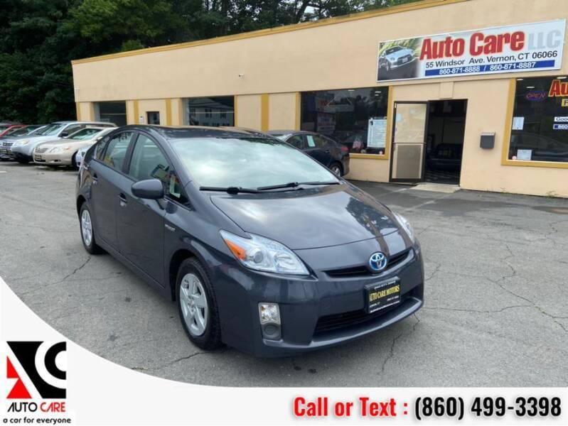 2011 Toyota Prius for sale in Vernon, CT