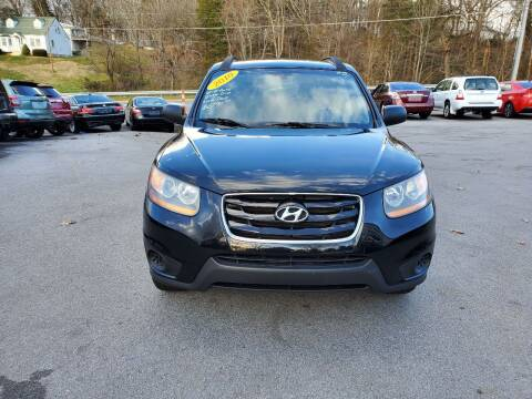 2010 Hyundai Santa Fe for sale at DISCOUNT AUTO SALES in Johnson City TN