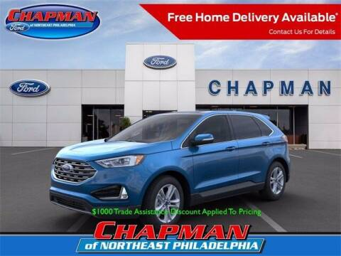 2020 Ford Edge for sale at CHAPMAN FORD NORTHEAST PHILADELPHIA in Philadelphia PA