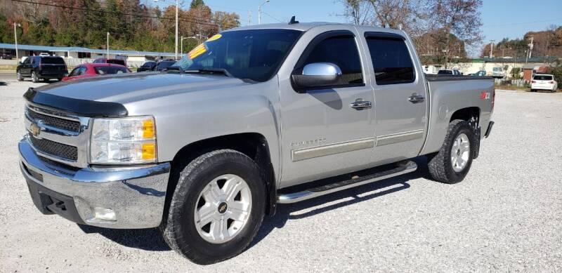 2011 Chevrolet Silverado 1500 for sale at COOPER AUTO SALES in Oneida TN