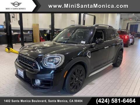 2019 MINI Countryman for sale at MINI OF SANTA MONICA in Santa Monica CA