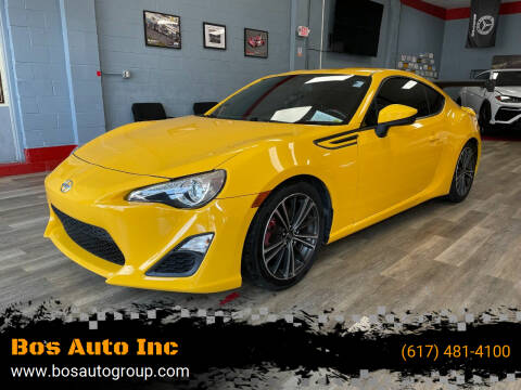 2015 Scion FR-S for sale at Bos Auto Inc in Quincy MA