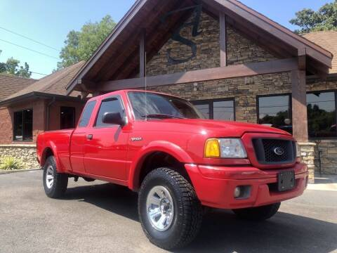 2004 Ford Ranger for sale at Auto Solutions in Maryville TN