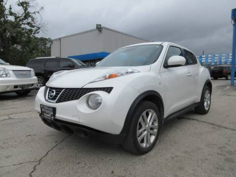 2014 Nissan JUKE for sale at Quality Investments in Tyler TX
