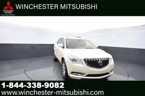2016 Buick Verano for sale at Winchester Mitsubishi in Winchester VA