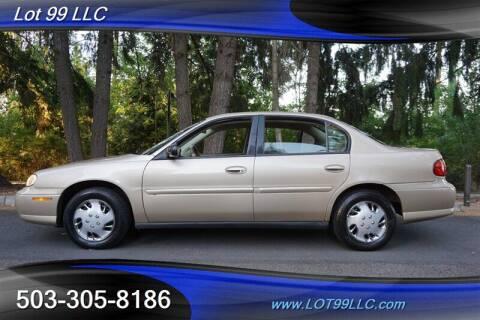 2005 Chevrolet Classic for sale at LOT 99 LLC in Milwaukie OR