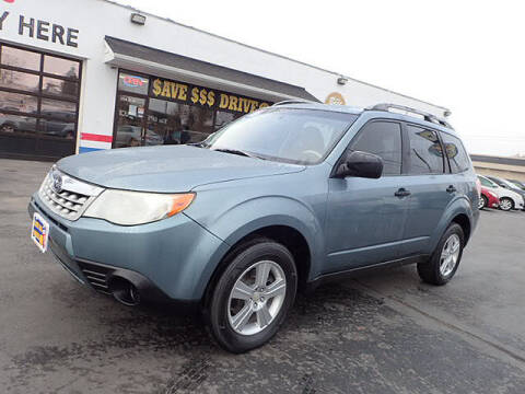 2012 Subaru Forester for sale at Tommy's 9th Street Auto Sales in Walla Walla WA