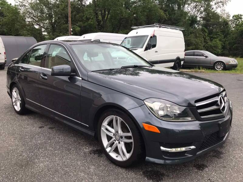 2014 Mercedes-Benz C-Class for sale at 303 Cars in Newfield NJ