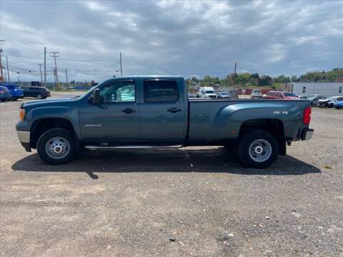 2013 GMC Sierra 3500HD for sale at Terrys Auto Sales in Somerset PA