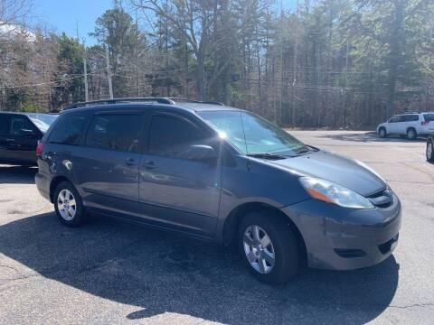 2006 Toyota Sienna for sale at MBM Auto Sales and Service - Lot A in East Sandwich MA