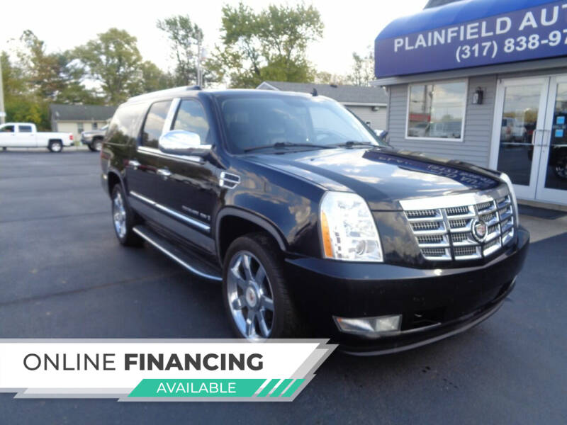 2009 Cadillac Escalade ESV for sale at Plainfield Auto Sales in Plainfield IN