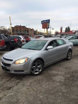 2009 Chevrolet Malibu for sale at Big Bills in Milwaukee WI