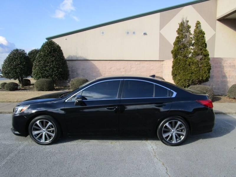 2016 Subaru Legacy for sale at JON DELLINGER AUTOMOTIVE in Springdale AR