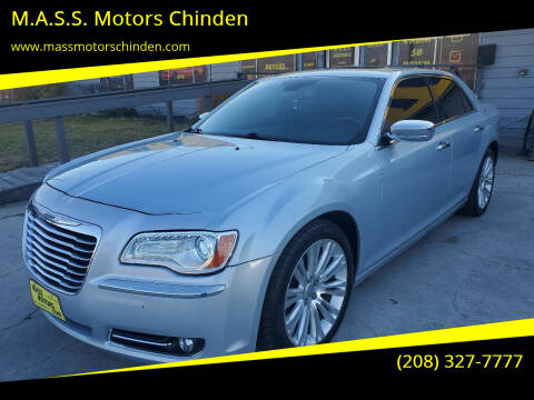 2013 Chrysler 300 for sale at M.A.S.S. Motors Chinden in Garden City ID