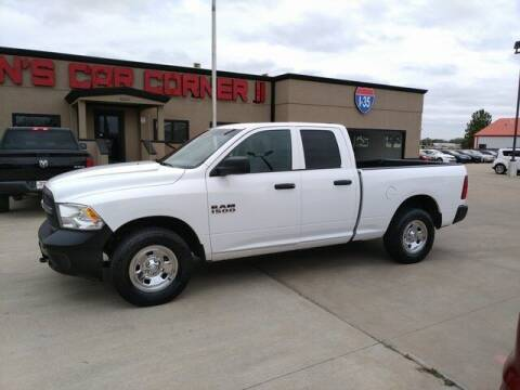 2018 RAM Ram Pickup 1500 for sale at Bryans Car Corner in Chickasha OK