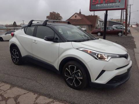 2019 Toyota C-HR for sale at Sunset Auto Body in Sunset UT