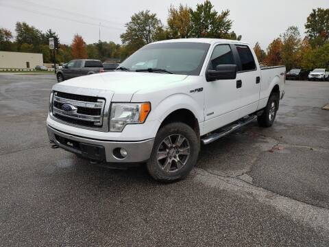 2013 Ford F-150 for sale at Cruisin' Auto Sales in Madison IN