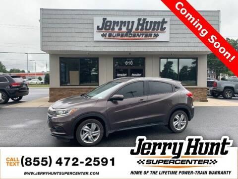 2019 Honda HR-V for sale at Jerry Hunt Supercenter in Lexington NC