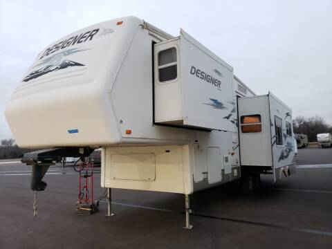 2006 Jayco designer 31RLS for sale at Ultimate RV in White Settlement TX