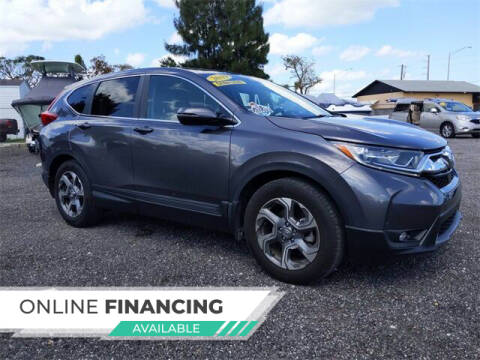 2019 Honda CR-V for sale at Car Spot Of Central Florida in Melbourne FL