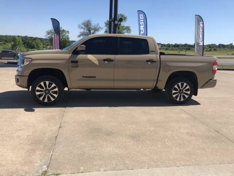 2019 Toyota Tundra for sale at Head Motor Company - Head Indian Motorcycle in Columbia MO