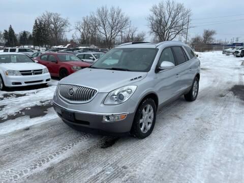 2010 Buick Enclave for sale at Dean's Auto Sales in Flint MI