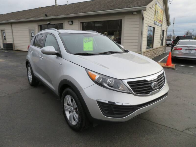 2013 Kia Sportage for sale at Tri-County Pre-Owned Superstore in Reynoldsburg OH