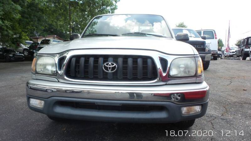 2004 Toyota Tacoma for sale at E-Motorworks in Roswell GA