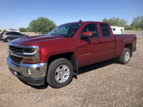 2018 Chevrolet Silverado 1500 for sale at Curry's Cars Powered by Autohouse - AUTO HOUSE PHOENIX in Peoria AZ