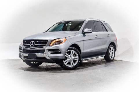 2015 Mercedes-Benz M-Class for sale at CarXoom in Marietta GA