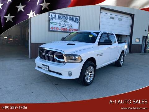 2014 RAM Ram Pickup 1500 for sale at A-1 AUTO SALES in Mansfield OH