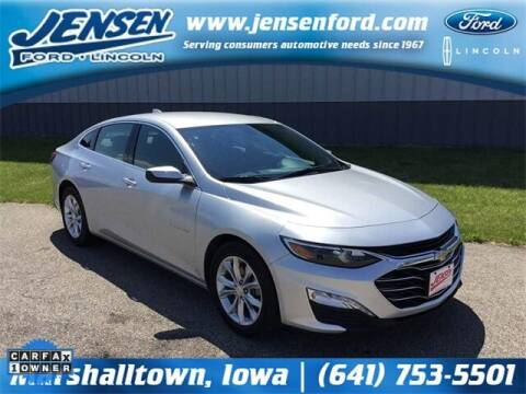 2019 Chevrolet Malibu for sale at JENSEN FORD LINCOLN MERCURY in Marshalltown IA