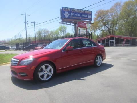 2011 Mercedes-Benz C-Class for sale at Car Connection in Little Rock AR