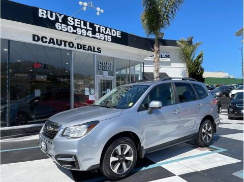 2017 Subaru Forester for sale at AutoDeals in Daly City CA