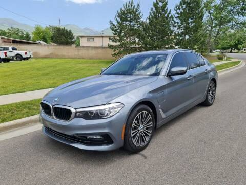 2018 BMW 5 Series for sale at A.I. Monroe Auto Sales in Bountiful UT