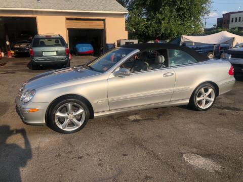 2005 Mercedes-Benz CLK for sale at Affordable Auto Detailing & Sales in Neptune NJ