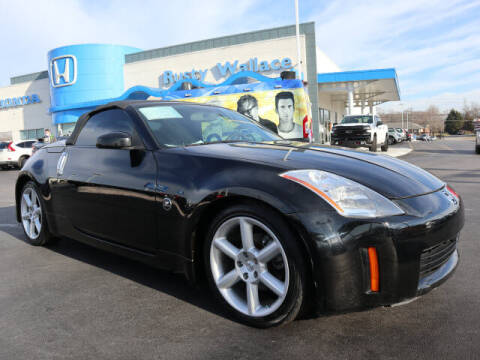 2004 Nissan 350Z for sale at RUSTY WALLACE HONDA in Knoxville TN