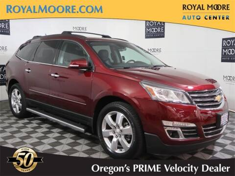 2017 Chevrolet Traverse for sale at Royal Moore Custom Finance in Hillsboro OR