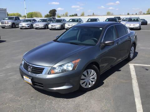 2008 Honda Accord for sale at My Three Sons Auto Sales in Sacramento CA