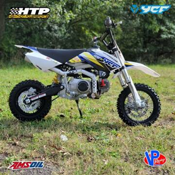 2021 YCF Start 88se for sale at High-Thom Motors - Powersports in Thomasville NC