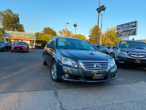 2008 Toyota Avalon for sale at Save Auto Sales in Sacramento CA