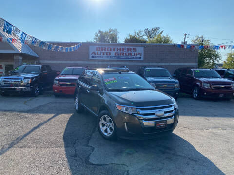 2011 Ford Edge for sale at Brothers Auto Group in Youngstown OH
