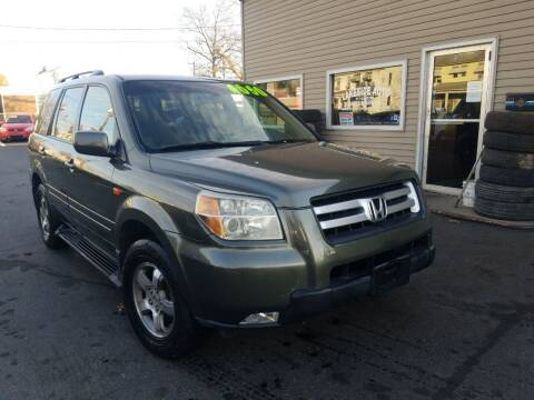 2006 Honda Pilot for sale at Roy's Auto Sales in Harrisburg PA