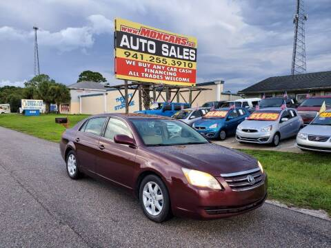 2005 Toyota Avalon for sale at Mox Motors in Port Charlotte FL